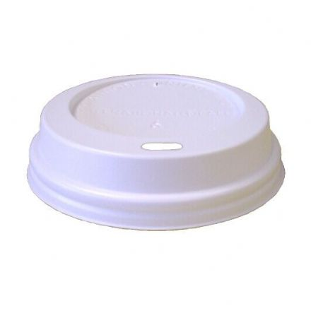 Sip Lids for 6oz Paper Cups - White